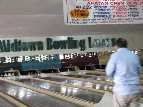 Midtown Bowling Lanes, Iligan City