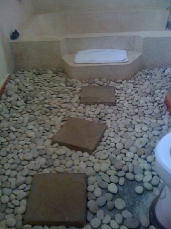 The Kozy Villas: the bath room is so cool!!!