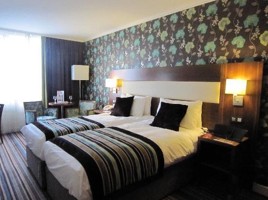 Leopold Hotel Antwerp: 部屋内部1