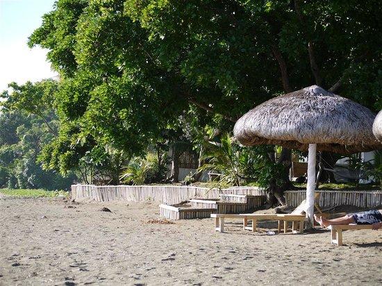 Elysia Beach Resort: Beach front