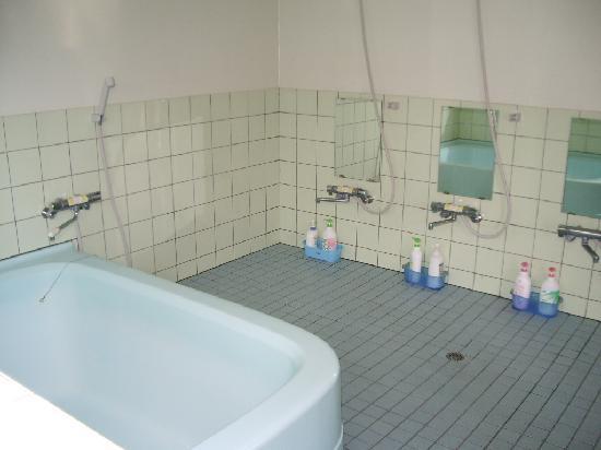 Business Minshuku Charm: 【本館】中浴場(1組様ずつ利用)