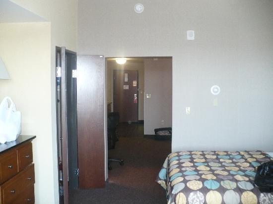 Drury Plaza Hotel San Antonio North Stone Oak: room (one bed room suite)