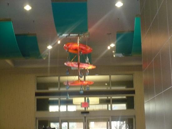 Drury Plaza Hotel San Antonio North Stone Oak: lobby