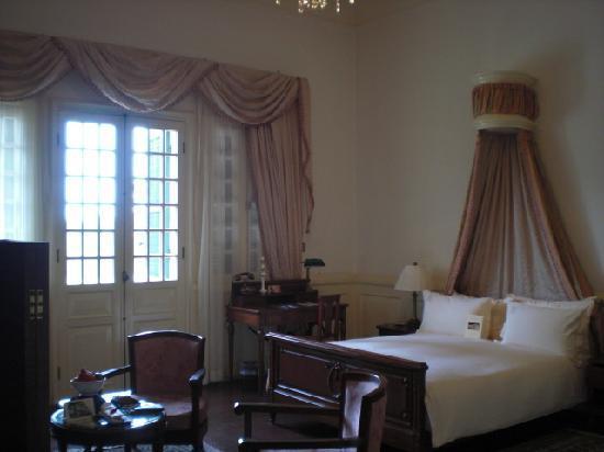 ソフィテル ダラット パレス, 2008年12月に宿泊したデラックスプレミアルーム103号室