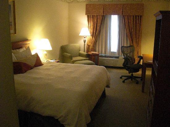 Hilton Garden Inn Ft. Lauderdale SW/Miramar: room