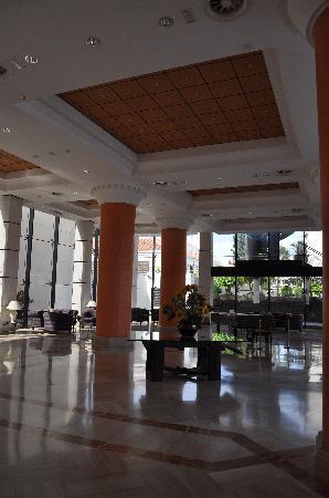 Hotel Zentral Center: Reception