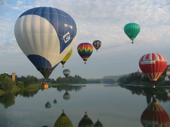 Celje, Σλοβενία: Fiesta fly in Ptuj