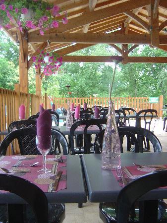 Bosc Nègre Village de Vacances : restaurant Bosc Nègre