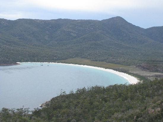 Tasmanië, Australië: Wineglass Bay