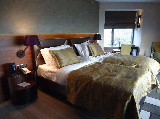 Gezi Hotel Bosphorus: My room !
