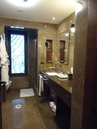 Gezi Hotel Bosphorus: Bathroom