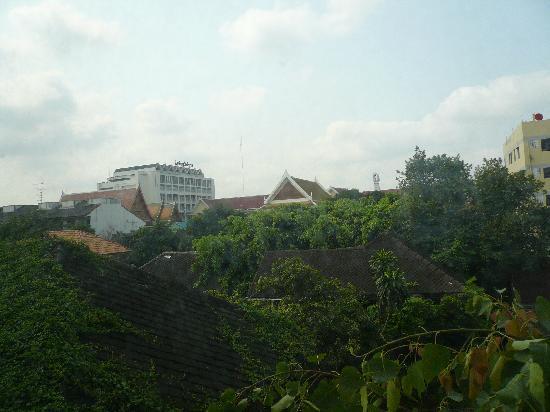 Penpark Place: La vue de la chambre