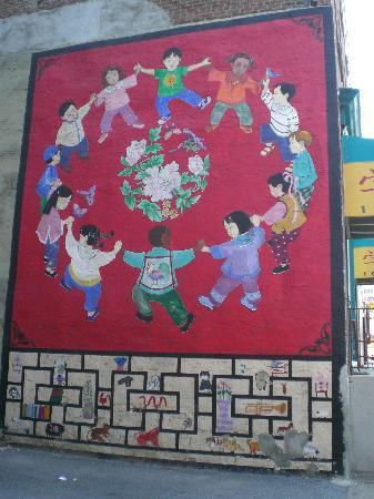 Mural Arts Program of Philadelphia - Mural Tours: un mural