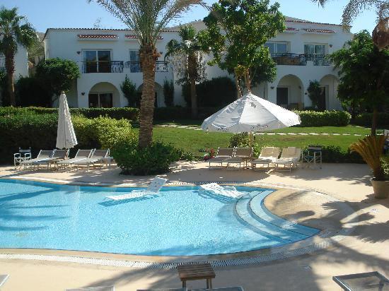 The Royal Savoy Sharm El Sheikh: Royal Savoy Pool - deserted