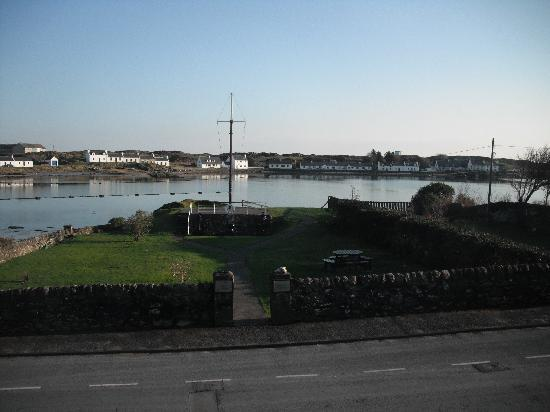 Oystercatcher Bed & Breakfast: view from our window