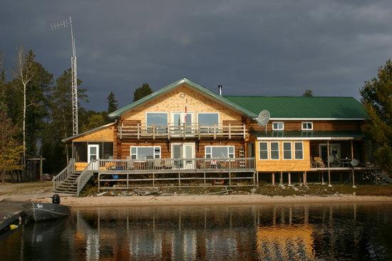 Mine Centre, Canada: Hyatt's Manion Lake Camp