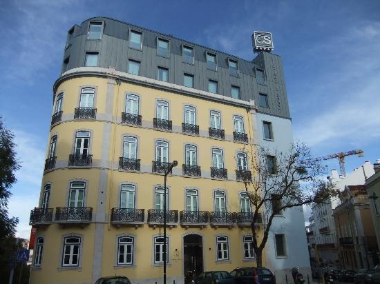 ذا فينتيدج هاوس - لشبونة: CS Vintage Lisboa