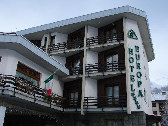 Hotel europa breuil cervinia italie voir les tarifs for Hotel meuble mon reve cervinia