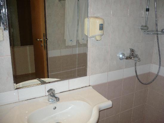 Hotel Orchidea: Bathroom 2