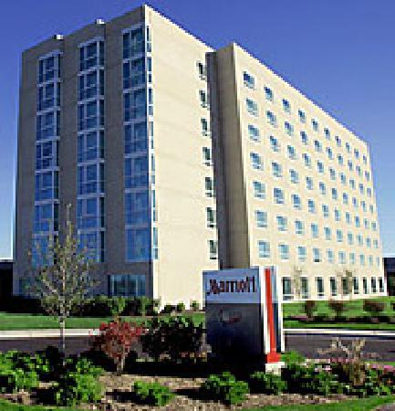 Chicago Marriott Southwest at Burr Ridge: Marriott Burr Ridge - esterno