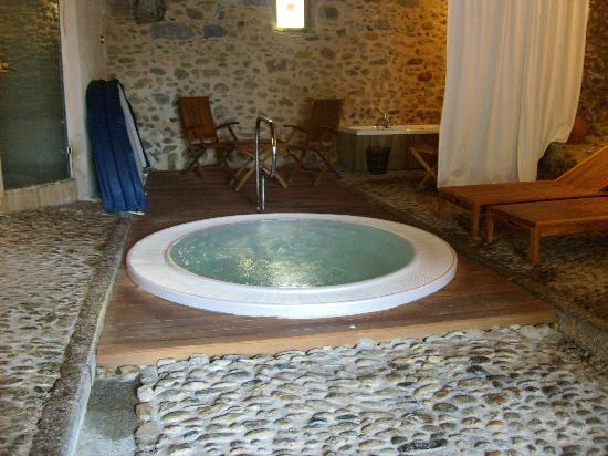 Saint-Girons, France: le spa