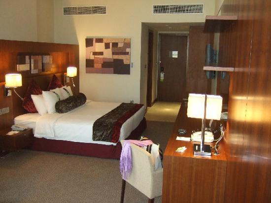 Holiday Inn Abu Dhabi: Our Excutive floor room 813