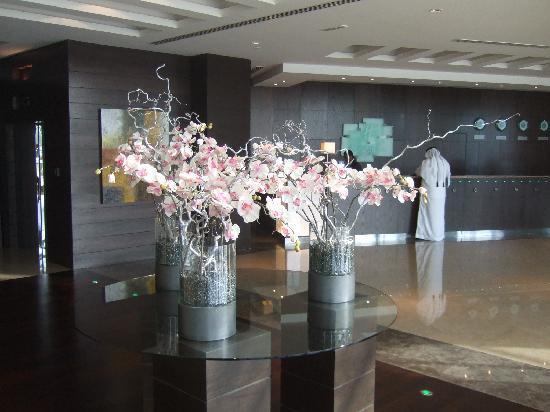 Holiday Inn Abu Dhabi : Hotel Lobby