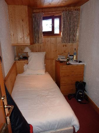 Courchevel, Frankrig: Single Cabine Room