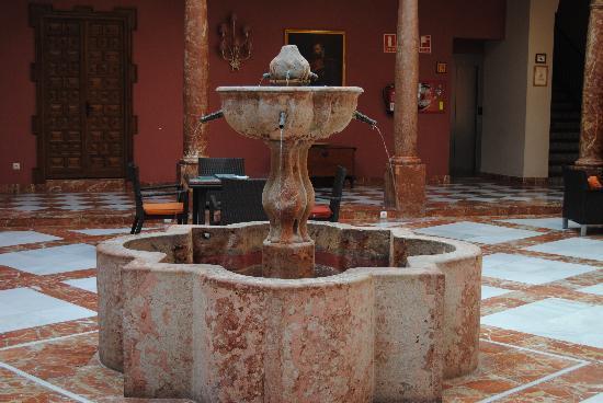 Hotel An Santo Domingo: fuente