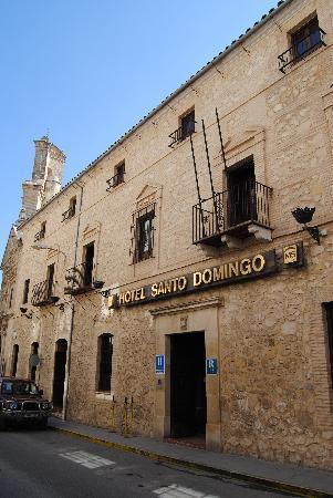 Hotel An Santo Domingo: fachada