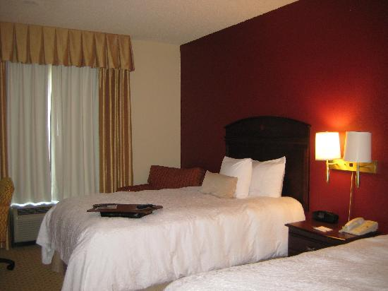Hampton Inn Reading/Wyomissing: Room 433