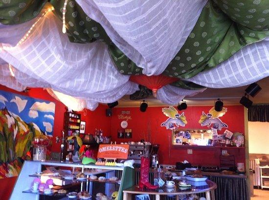 Paradise Cafe Juneau Hours