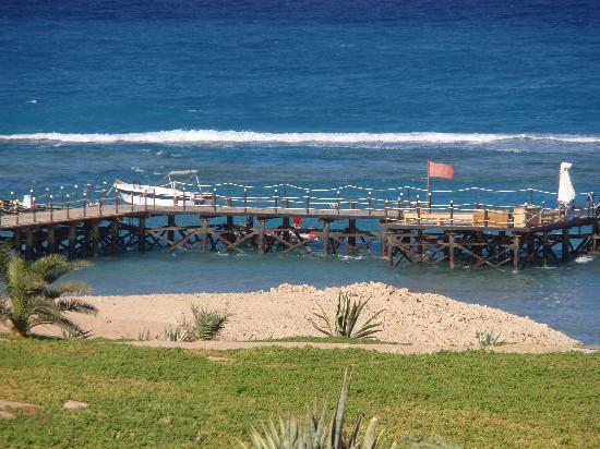 Fantazia Resort: accesso dal pontile