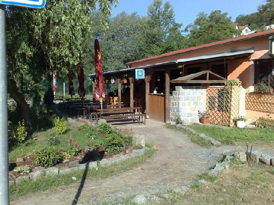 Restaurace U Eriky : Garden