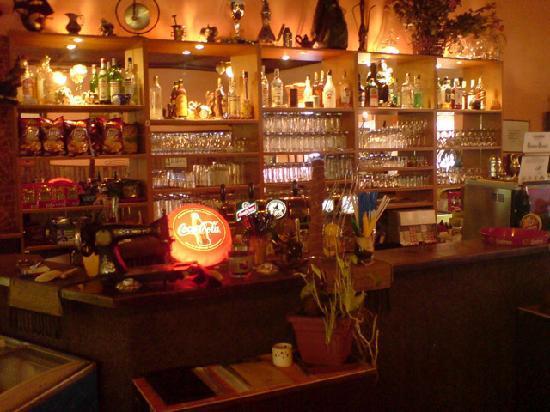 Restaurace U Eriky : Bar