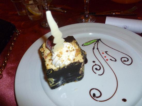 Delphin Palace Hotel: Galla Dessert