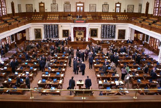 Rodeway Inn: Parlament von Austin