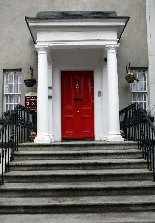 Morehampton Townhouse: Entrance Door