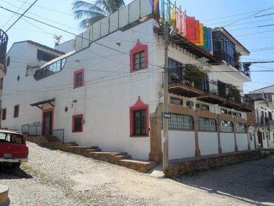 Villa David: Exterior shot