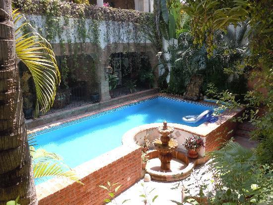 Villa David : The lovely pool