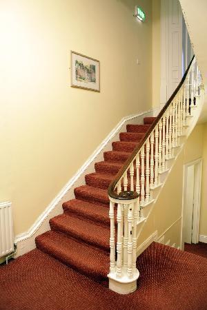 Morehampton Townhouse: Stairs