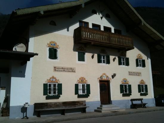 Hotel Gablerhof : romantica