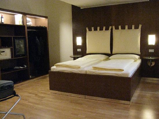 Hotel Rathaus Wein & Design : 1a Schlafqualität
