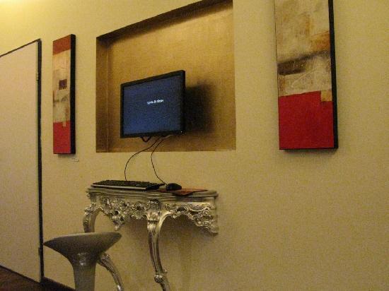 Hotel Rathaus Wein & Design : Internetzugang