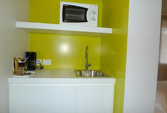 Parkhotel Roeselare : Kitchenette