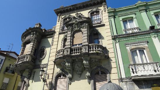 Aviles, Spain: Conservatorio de Avilés