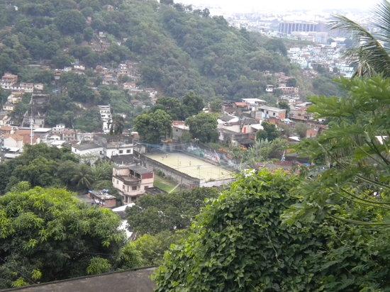 Rio by Guto: Favela