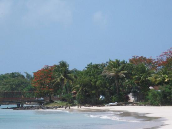 Big Corn Island, Nicarágua: White sand beaches and crystal clear water