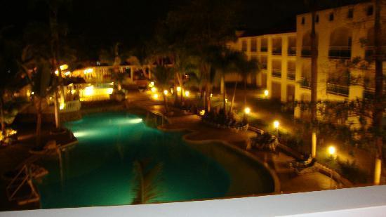 Cofresi Palm Beach & Spa Resort: Quelle belle vue de notre chambre!