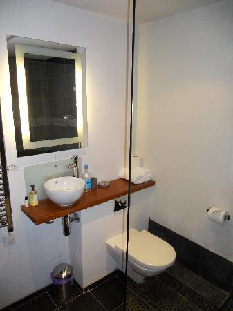 The Wheatsheaf, Combe Hay: Shower Room